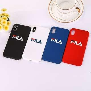 🚚 FILA iPhone Case [BUY 2 for 10% off]