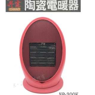 丹露陶瓷電暖器 NP300K