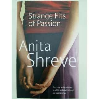 """""""Strange Fits of Passion"""" by Anita Shreve"""