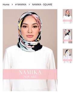 🚚 Naelofar Namika Limited Edition