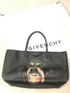 Givenchy Antigona Leather Tote (Authentic, Second Hand)