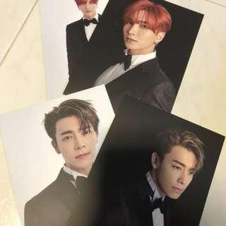 Super Show 7 Official PostCard Set