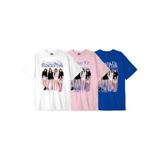 OFFICIAL BLACKPINK IN YOUR AREA T-SHIRTS