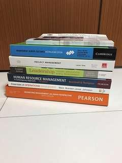 🚚 <Price for all> Marketing Management / Essentials of Operations Management / Leadership / Project Management / Management Across Cultures/ Human Resource Management