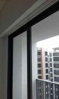 Repair and Install of Curtain Track / Rails Services