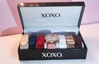 XOXO Watch Set