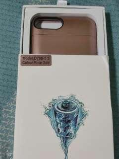 Iphone 6/6s plus powerbank casing