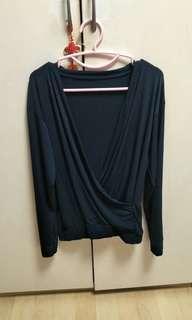 🚚 Kimono top (Navy)