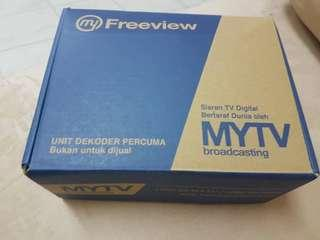 MYTV TV BOX television dekoder