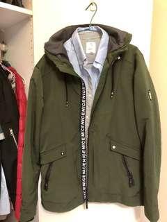 🚚 軍事工裝連帽M65風衣機能外套 軍綠外套 街頭潮流經典百搭款 ,強悍的軍事街頭風