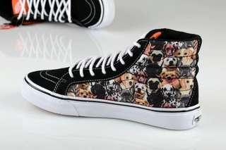SK8-HI Vans x ASPCA dogs
