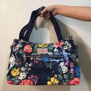 Cath Kidston bag dual handle