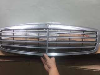Mercedes S-class W221 Front Grille (Full Chrome)