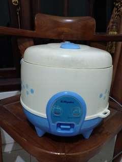 Miyako rice cooker 3 in 1 mulus
