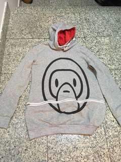 Bape Monkey Hoodie Jacket Outwear Top Cute