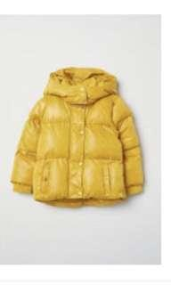 H&M padded jacket BNWT 4-5yo