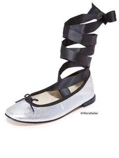 Repetto Anna Wrap Ballet Flats
