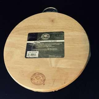 Wooden Chopping Board (Round)