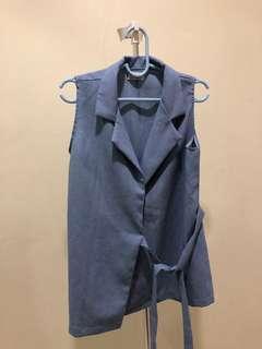 Korean style vest