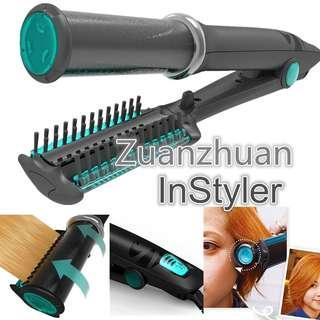 ZUANZHUAN INSTYLER  32mm  鑽轉 專業捲髮器