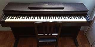 Yamaha山葉電子鋼琴