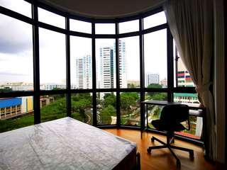 [Last room available] NEW Master Bedroom JUST TOP@Neem Tree Toa Payoh/Balestier