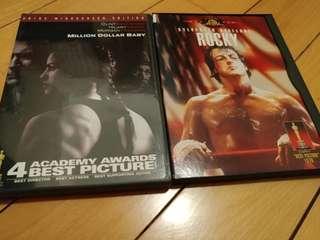電影DVD - boxing