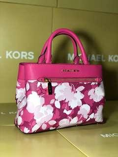 Michael Kors mini satchel 2 way bag