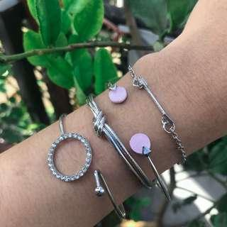 Gelang bohemian import simple