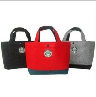 Starbucks Lunch Bag