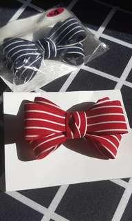 [ $1 Shipping] Cute Handmade Bow hair tie