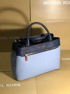 Michael Kors 2 way satchel bag