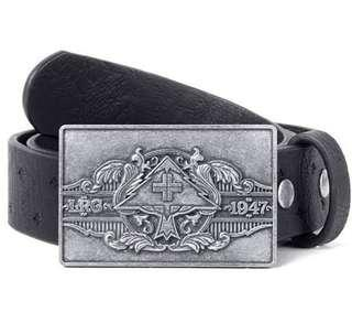 Lrg buckle belts