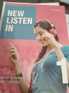 New listen in 1
