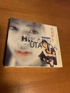 Utada Hikaru 99 Live CD, VCD concert record