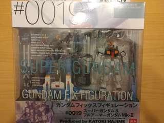 Gundam Fix #0019 Super Gundam 高達