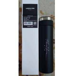 Wanna One Therefore Official Merchandise - Black Tumbler