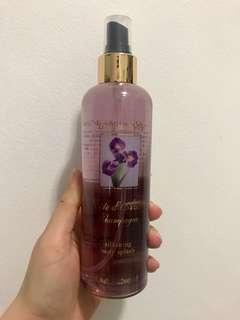 Champagne Body Splash : Lily of the Valley
