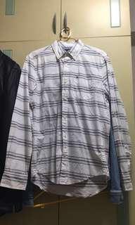 Tommy Hilfiger Striped shirt size Xs white