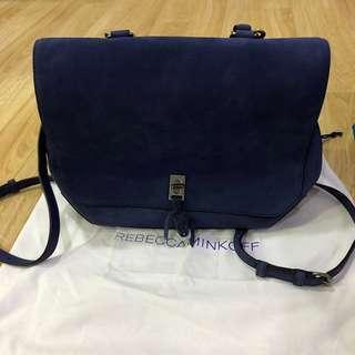 Authentic Rebecca Minkoff backpack / sling bag / handbag