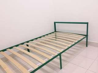 Ikea Grimsbu single bed frame