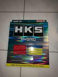 PRODUCT OF JAPAN.   HKS SUPER HYBRID DROP IN FILTER Fits GS350 GS430 IS220 IS250 IS350 RAV4 III RAV4 IV 70017-AT016