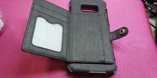 Samsung S8保護套case wallet可放多卡