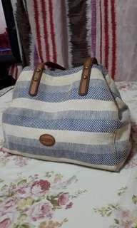 Authentic FOSSIL Boho/Shoulder Bag