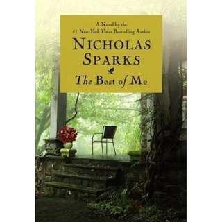 The Best of Me by Nichlolas Sparks