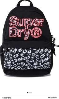 Original Superdry Backpack