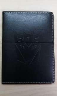 變形金剛証件套Transformer Passport Holder