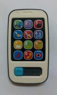 Fisher Price  Laugh And Learn Phone