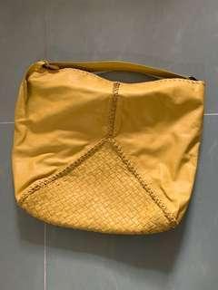Folli Follie 黃色手袋