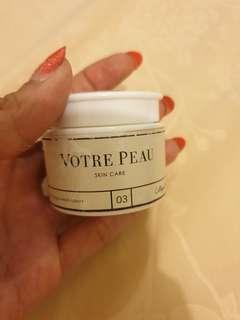 Votre peau night colagen cream